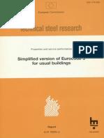 Eurocode 3 Simplified