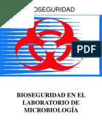 Bioseguridad microbiologia