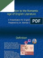 introductiontotheromanticageofenglishliterature