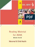 Asha Book No 2