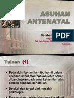 3. Asuhan Antenatal