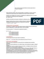 Bloque 1 Polinomios