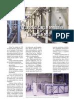 Agua Potable, Aguas Residuales y Energias Renovables