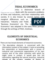 Industrial Economics (1)