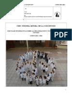 Circular Informativa 2013-2014