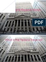 federal reserve history