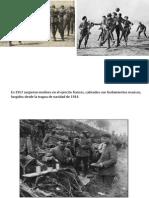 Tercera Etapa 1a Guerra Mundial