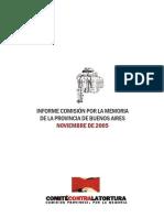 Informe Magadalena (2005)