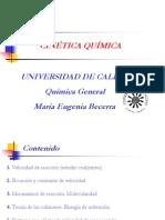 Cinetica Quimica II 2003-2007