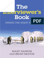 The Interviewer's Book