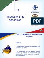 08 NIC 12 Impuesto Ganancias