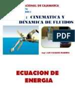 Ecuacion de Energia