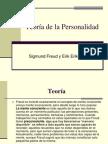 Teoría de la Personalidad
