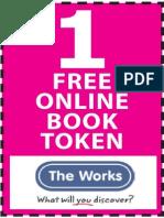 Free online ECHO book token