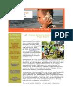 Project Ecopolis Newsletter Item Children & Nature Forum 6-09