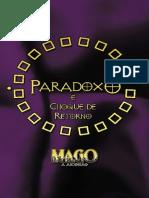 Paradoxo e Choque de Retorno - Mago A Ascesão