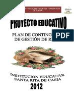 Plan de Contingencia Santa Rita de Casia