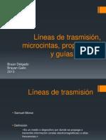 Líneas de trasmisión, microcintas, propagación y.pptx