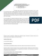 ACTA de CONSEJO Zona Directores Titulares