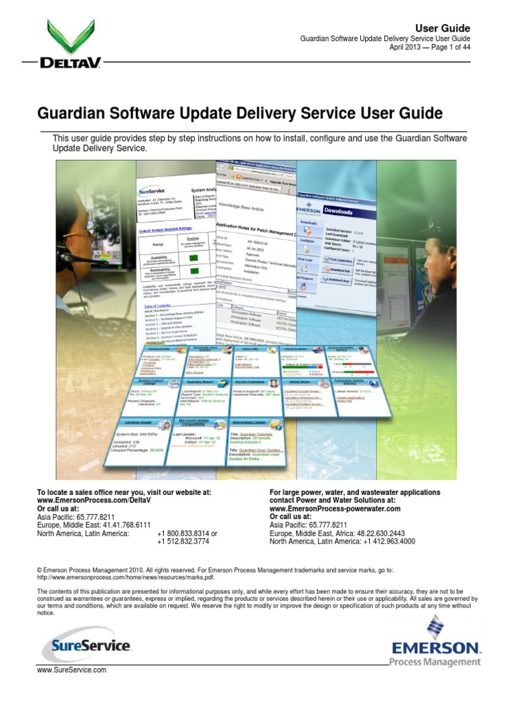 GSUDS User Guide English | Installation (Computer Programs