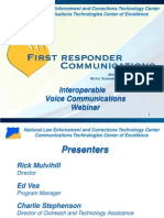 Voice Interoperability Webinar