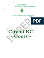 Physique. Cours Circuit RC