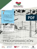 Programacion Feria Del Libro