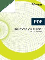 políticas culturais - teoria e praxis