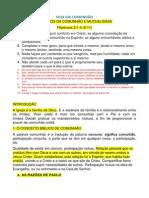 CULTO 2 - VIDA EM COMUNHÃO