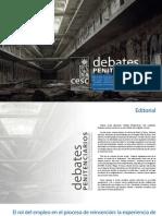 Debates Penitenciarios 08