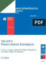 Plan Urbano Estrategico 5 Region