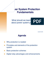 Power System Protection Fundamental