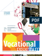Vocational International Program Brochure CH