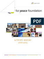 ICT4Peace Foundation activity report