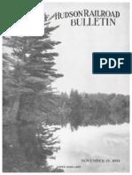 18585-a-0 D&H Railroad Bulletin