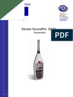 Manual Soundpro Se Dl