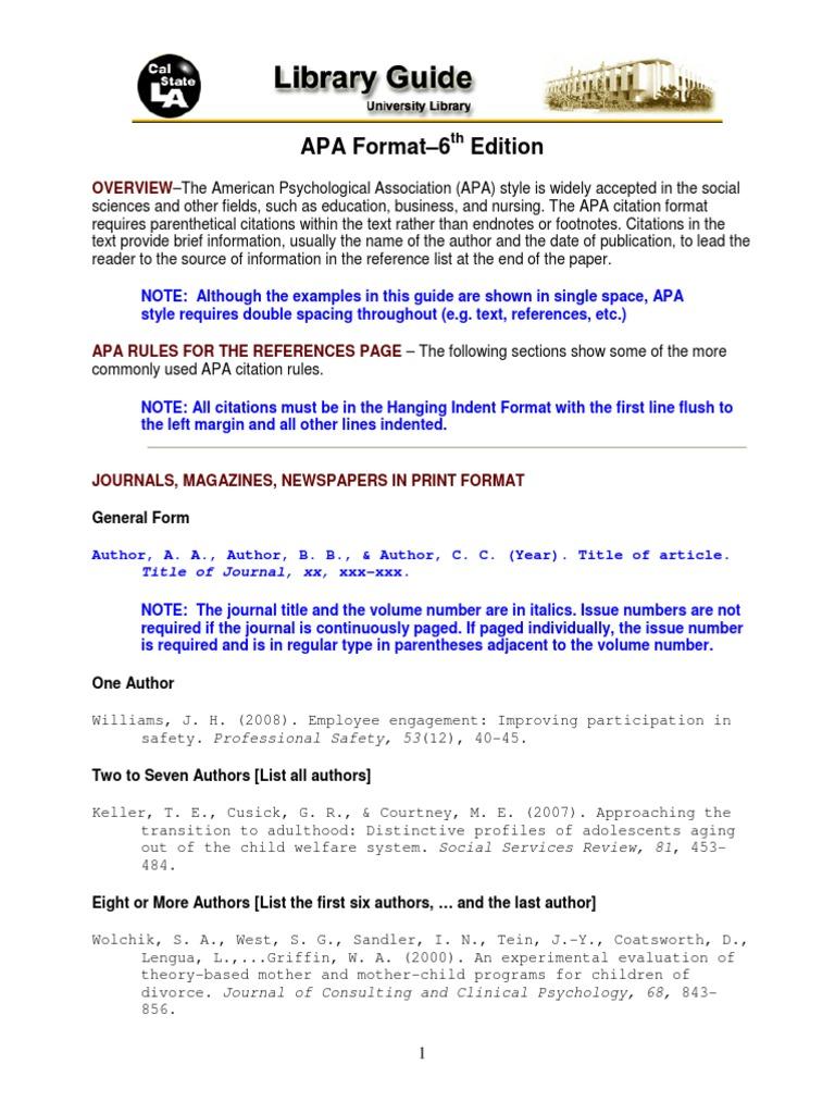 apa style format daftar pustaka pdf citation digital object