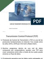 Transporte Protocolos Tcp