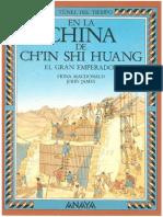 Macdonald James - En La China de Chin Shi Guang, El Gran Emperador