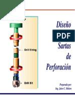 DISEÑO DE SARTA DE PÈRF.