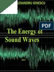 Energy of Soundwaves