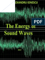Energy of Soundwaves