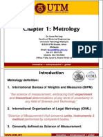 SKEE2133 05 Chapter 1 Metrology