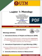 SKEE2133 05 Chapter 1 Metrology
