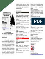II COLÓQUIO MARX-Folder-Programação