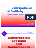 Chapter04 Compression Systems and Compressors