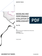 Modeling and Performance Evaluation of Wirelesshart