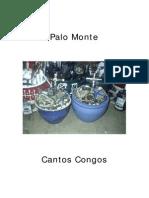 (2) Cantos Congos Del Palo Monte