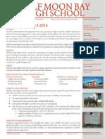 HMBHS School Profile 2013-14