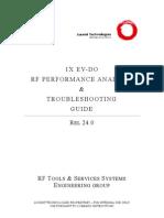 EV-DO RF Optimisation